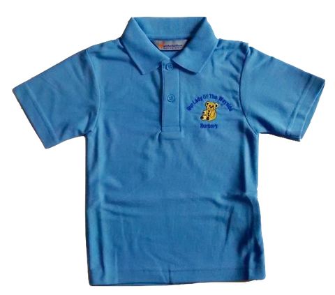 Our Lady Of Wayside Nursery Polo Shirt