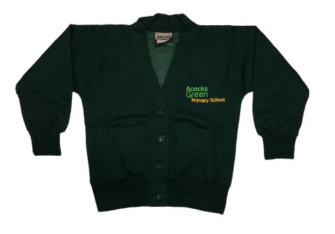 Acocks Green Sweatshirt Cardigan