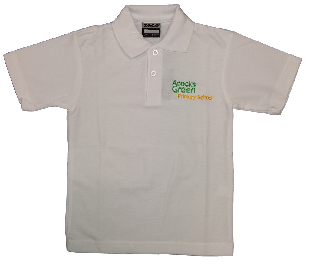 Acocks Green Primary School  Polo Shirt