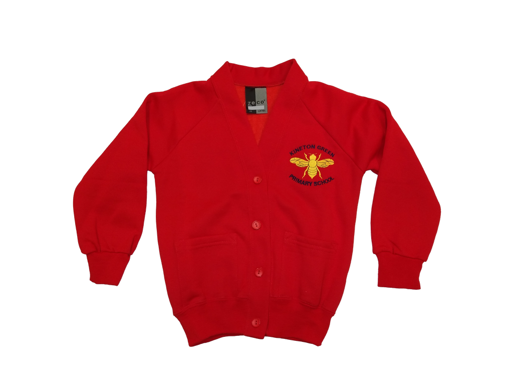 Kineton Green Primary School Sweatshirt Cardigan
