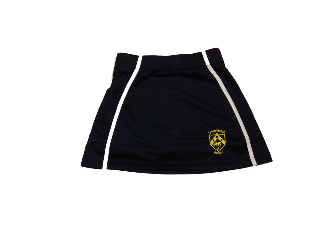 Lode Heath School Girls PE Skort