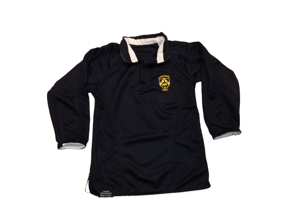 Lode Heath Secondary School Sports Rugbyshirt