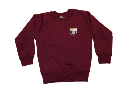 Chilcote Primary School sweatshirt