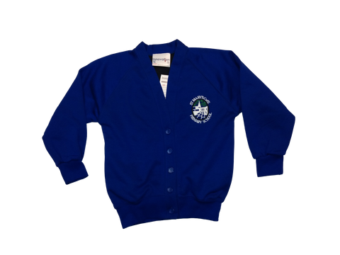 St. Mary's Sweatshirt Cardigan
