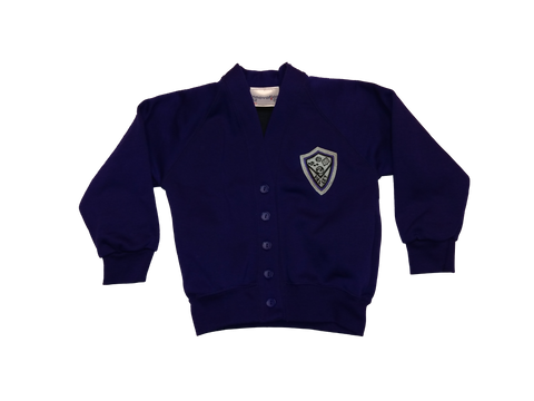 Valley Primary School sweatshirt cardigan