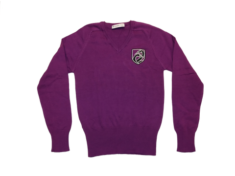 Swanshurst Girls Knitted Pullover