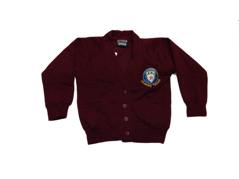 Ulverley Primary School Sweatshirt Cardigan