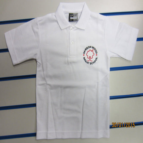 Damsonwood Primary School Polo Shirt