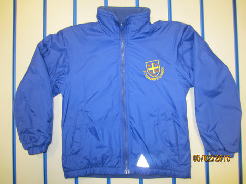 St. Edward's Reversible Jacket