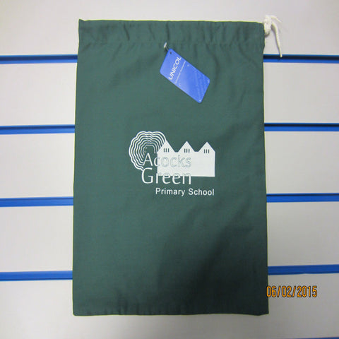 Acocks Green PE Bag