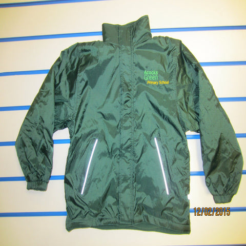 Acocks Green Primary School Reversible Jacket