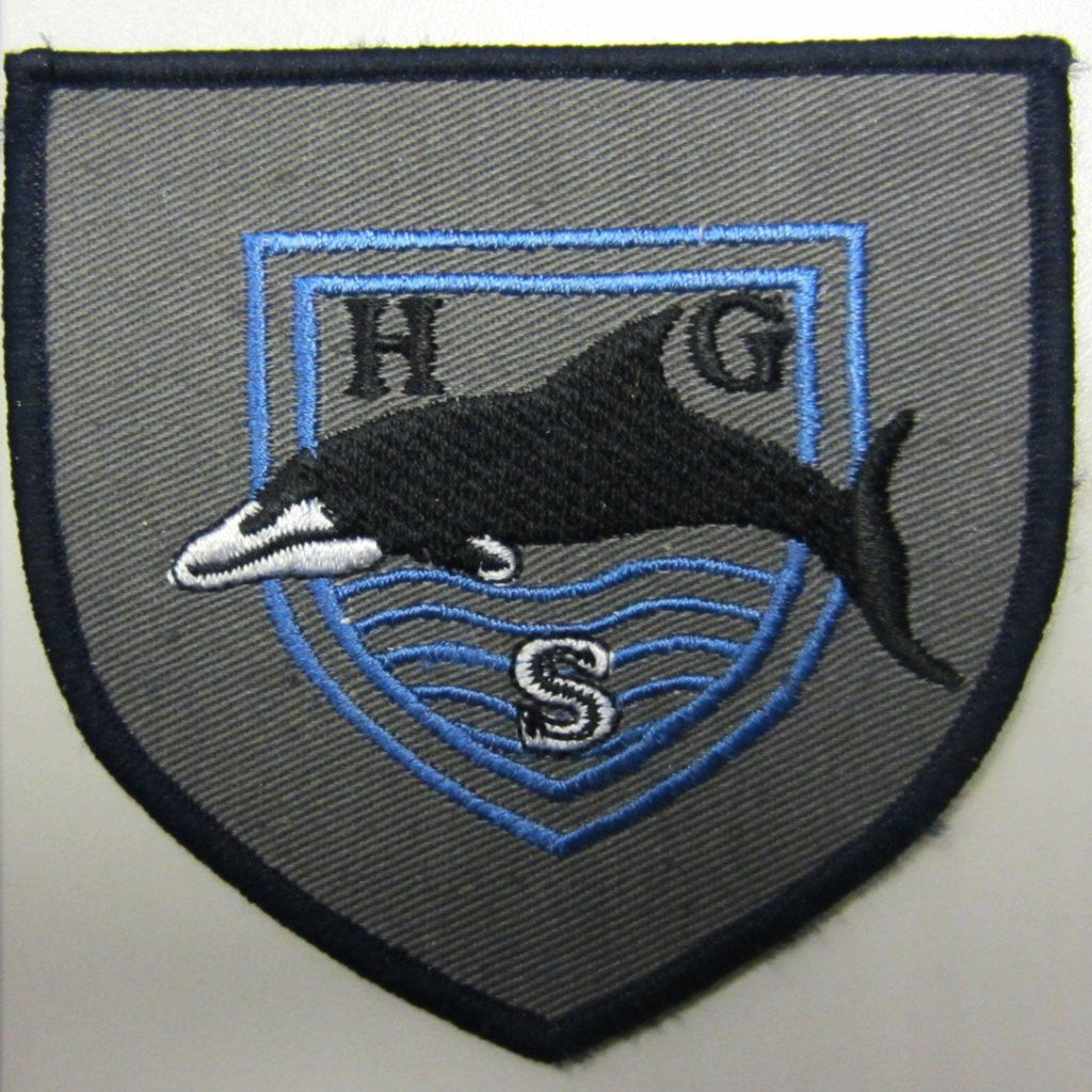 Hall Green Secondary School Blazer Badge