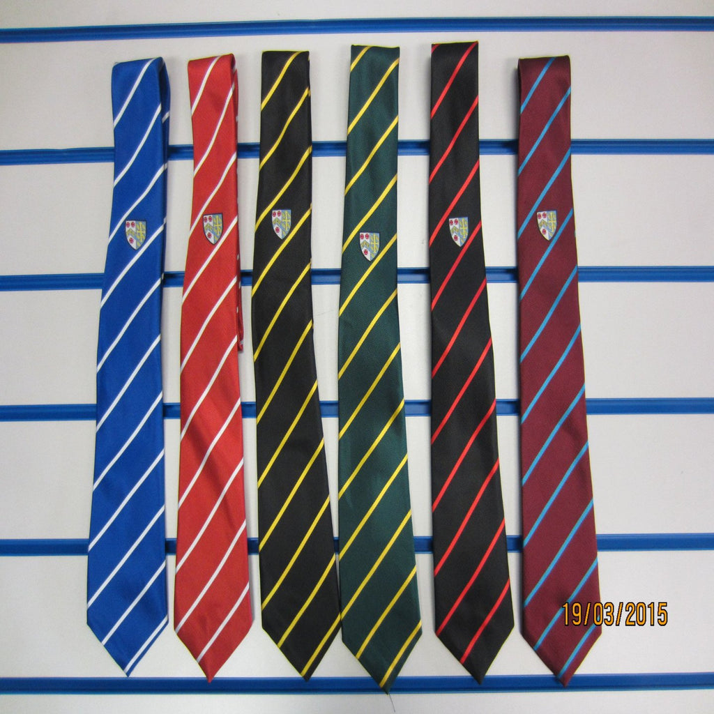 Archbishop Ilsley Catholic Secondary School Tie