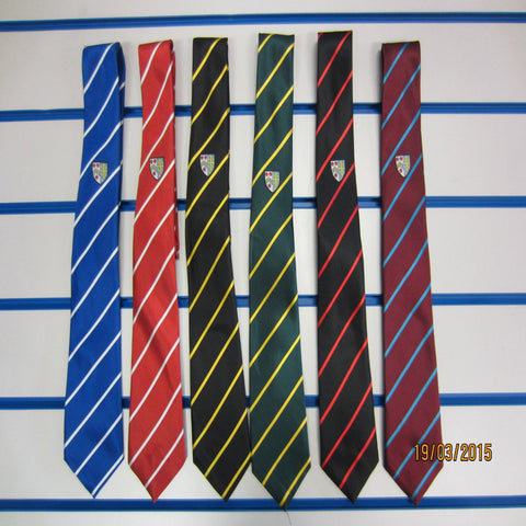 Archbishop Ilsley School Tie