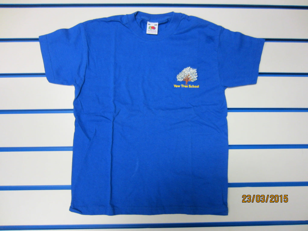 Yew Tree PE T-Shirt