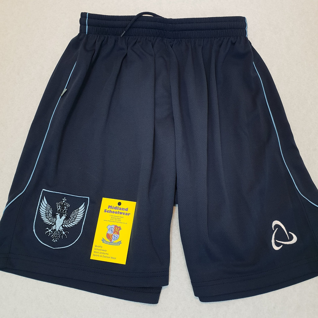 Kings Norton Boys' School PE shorts