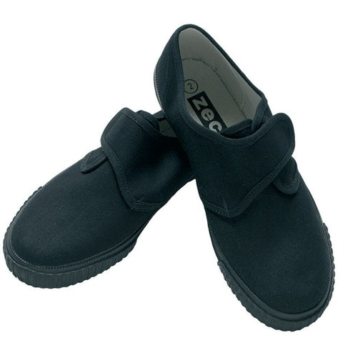 Plimsolls with Velcro