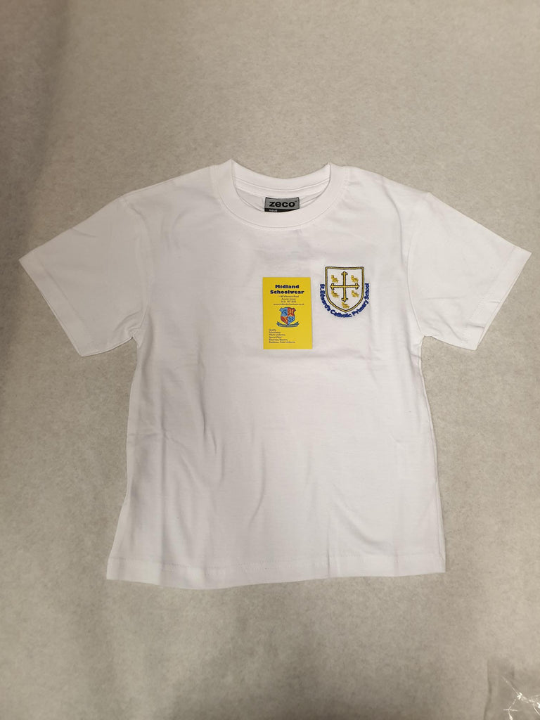 ST. Edward's primarcy School PE T-SHIRT