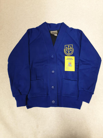 St. Edward's Primary School - Sweatshirt Cardigan