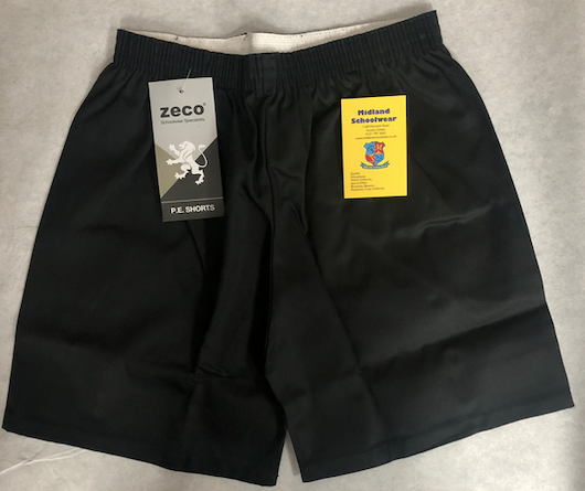 Alderbrook Secondary School PE Cotton Shorts