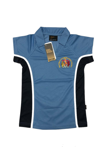King Edward VI Camp Hill Girls PE Poloshirt