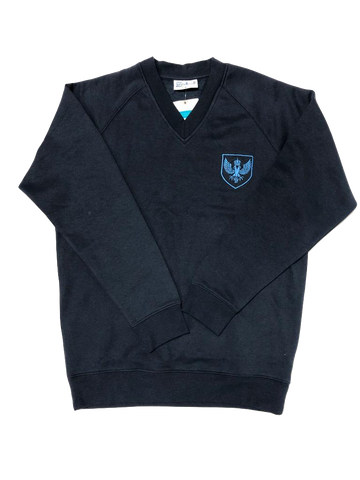 Kings Norton Boys V-Neck Sweatshirt