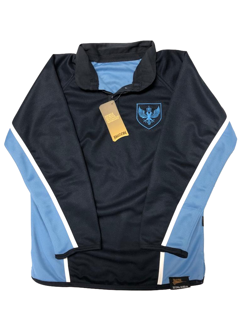 Kings Norton Boys Rugby Shirt new design