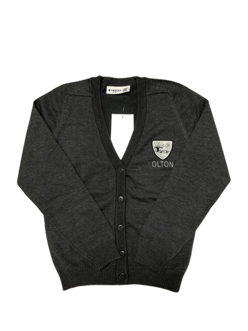 OLTON PRIMARY KNITTED CARDIGAN