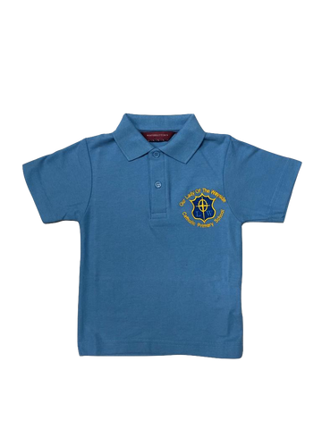 Our Lady Of Wayside Poloshirt