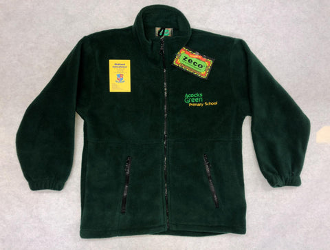 Acocks Green Primary School  Fleece Jacket