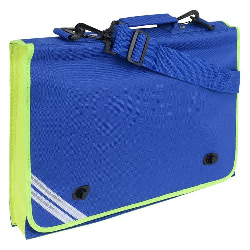 Hi Viz Document Case