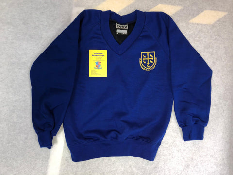 St. Edwards Primary School sweatshirt
