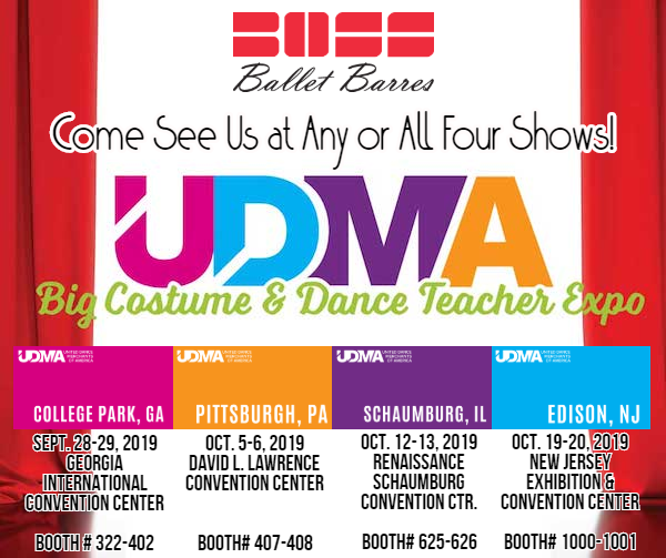 Visit us at the UDMA Shows