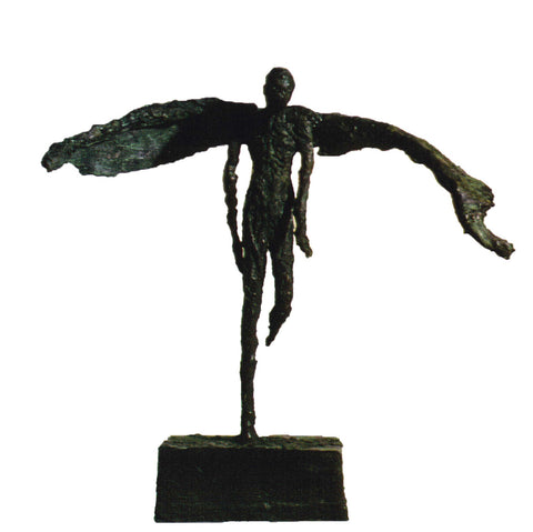 Flight of Fancy sculpture - Emmanuel Okoro