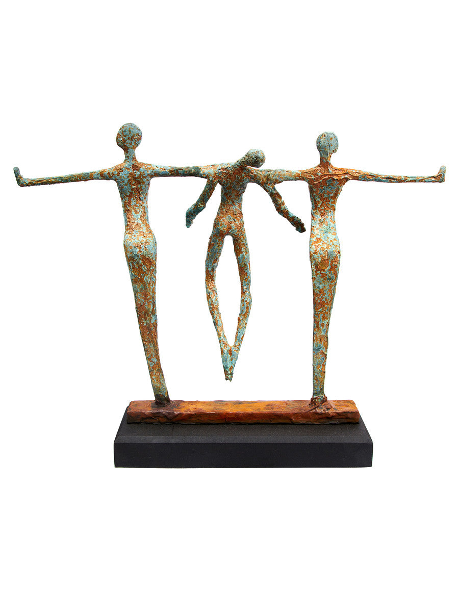 Judgement sculpture - Emmanuel Okoro