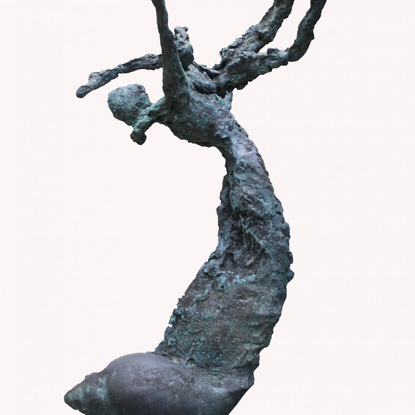 Reunion sculpture - Emmanuel Okoro