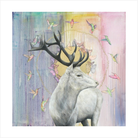 Between Worlds  - Louise McNaught