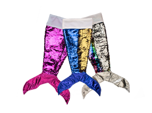 Color-changing Mermaid Sequins Stockings