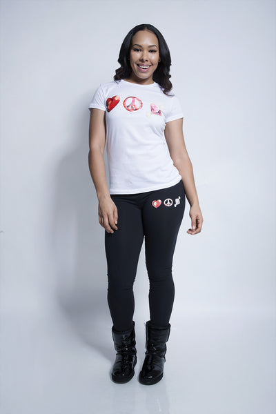 Love, Peace RGC Short Sleeve Shirt