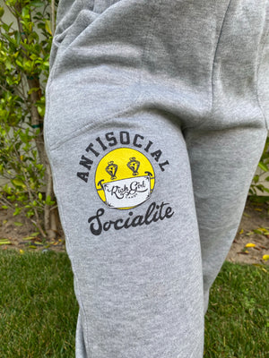 Antisocial Socialite Sweats