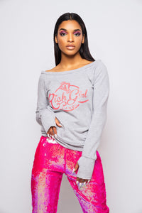 Candy Coated Pink RGC Pullover