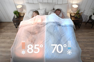 The Heating and Cooling Blanket That's Saving Marriages