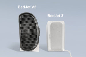 Differences between BedJet 3 and BedJet V2 Climate Comfort System