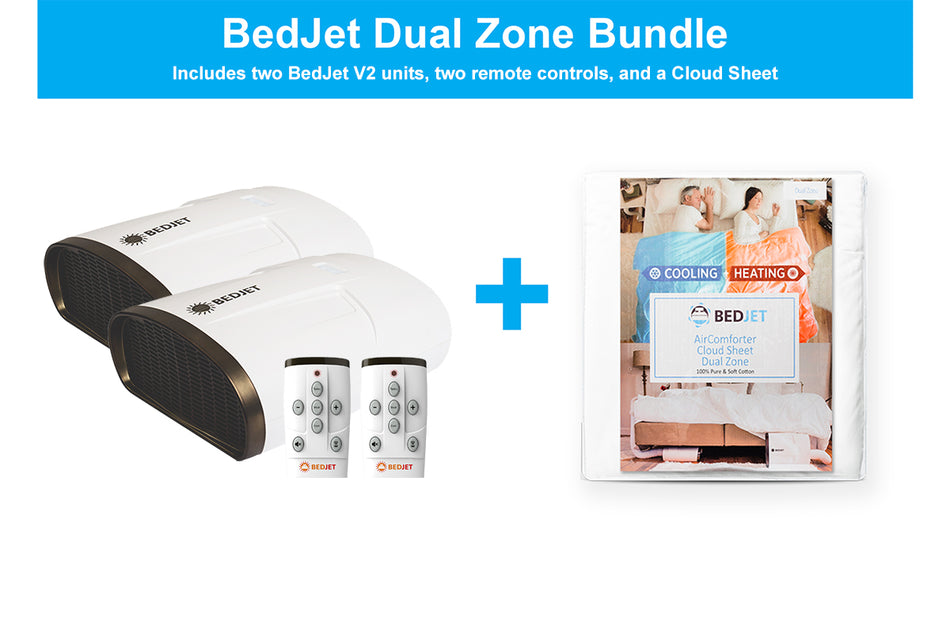 V2 Dual Zone Climate Comfort System for Couples