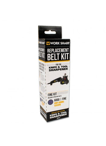 Work Sharp 6000 Grit Belt Pack