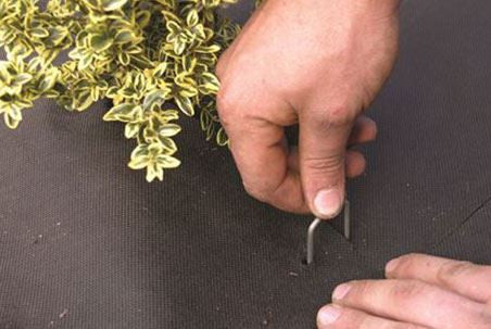 Ground Cover Anchoring Pins