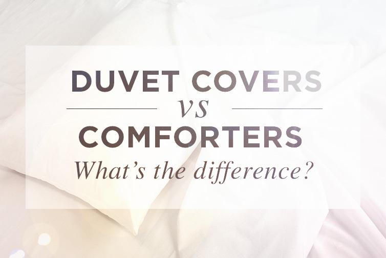 Duvet Covers Vs Comforters What S The Difference Eluxury