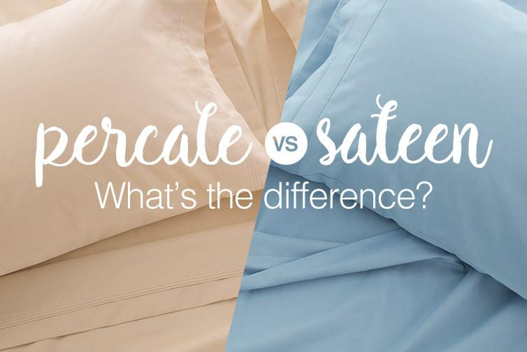 Cotton Vs Linen Curtains: Percale Vs. Sateen: The Great Sheet Weave Debate!