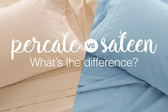 FAQ: Percale vs. Sateen? What's this weave business that you speak of?