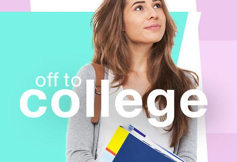 Back to School Shopping: College Bedding Essentials